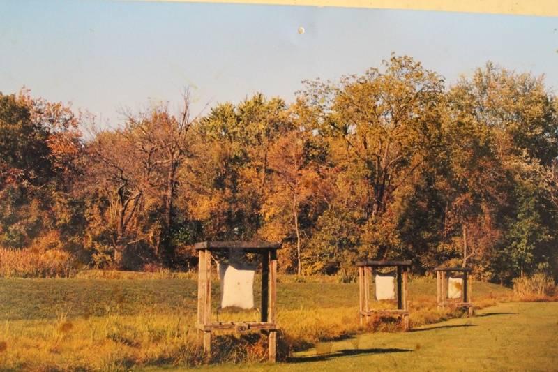 outdoor archery range